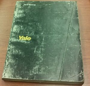 Yale-Service-Parts-Manual-for-Model-GC-030-040-AB