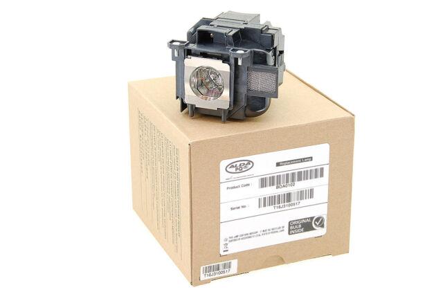 Alda Pq-Original, Lampes de Projecteur pour Epson EB-U04 Projecteurs, Lampe