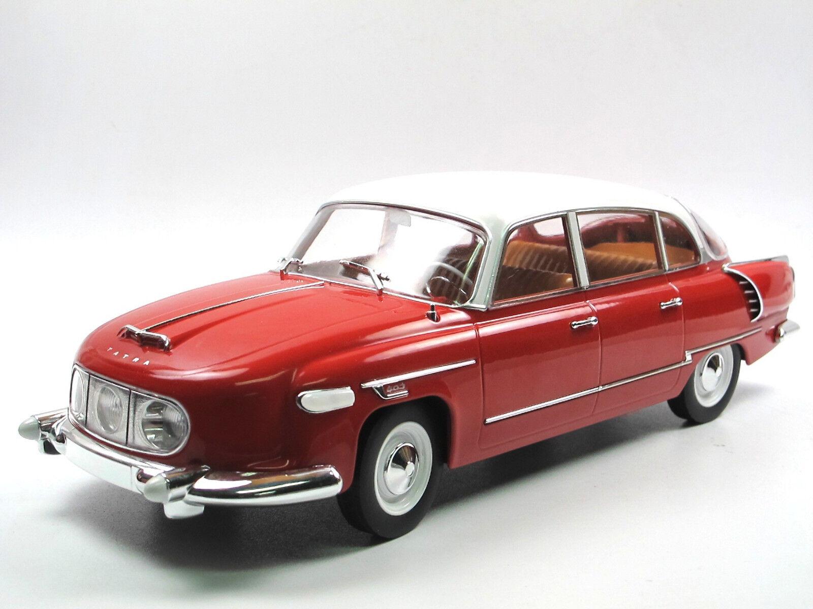 FOXtoys-Tatra 603 1 1 1 - Année 1957-Rouge Blanc - 1 18 Limited Edition 500 ed469a