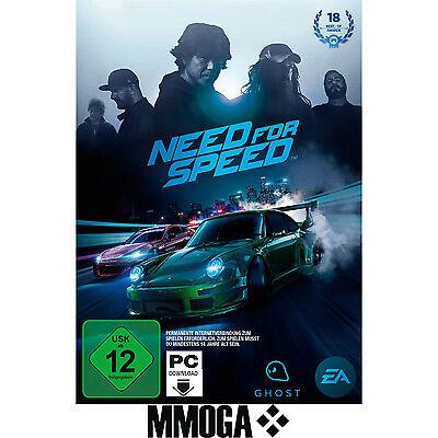 Need for Speed 2016 - PC Spiel - EA Origin Download Key NFS 16 Code NEU [EU/DE]