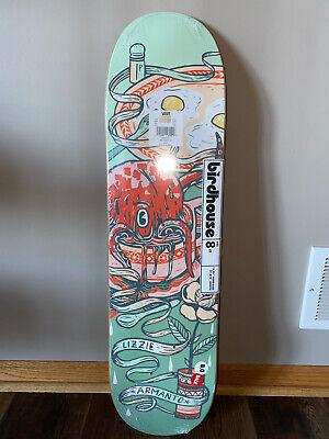 "Birdhouse Skateboard Assembly Lizzie Armanto Companion 7.75/"" Complete"