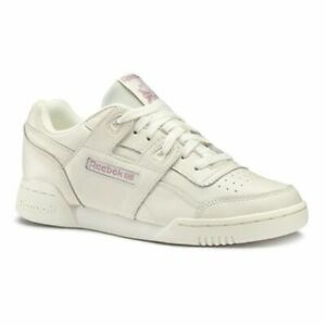 Scarpe-Reebok-Workout-Lo-Plus-donna-ginnastica-casual-sneakers-palestra-DV5588