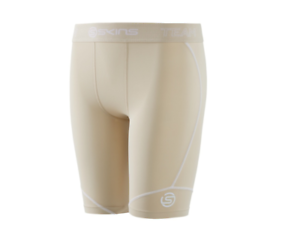 NEW RELEASE    Skins DNAmic Team Youth Compression Half Tights (Neutral)