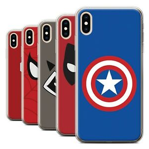Gel-TPU-Case-for-Apple-iPhone-XS-Max-Super-Hero-Comic-Art