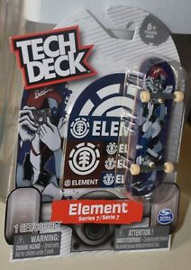 72c99b3557a9 Tech Deck ELEMENT Series 7 ULTRA RARE Finger Skateboard NEW ...