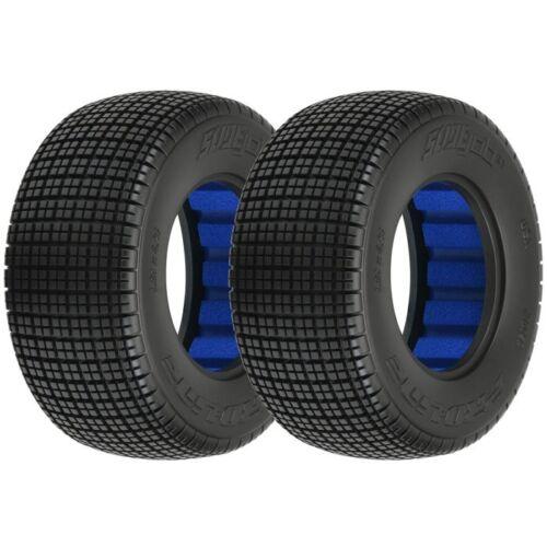 Pro-Line Slide Job SC 2.2//3.0 M2 Medium Dirt Oval Tires Slash 2WD 4x4-10149-01