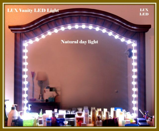 Hollywood Style Vanity Mirror Lights Makeup Anti Glare Led 33pcs