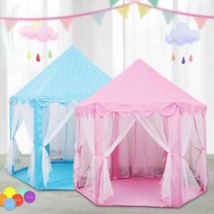 Kids-Play-Tent-Children-Large-Play-house-Entertainment-world-Indoor-Hexagon