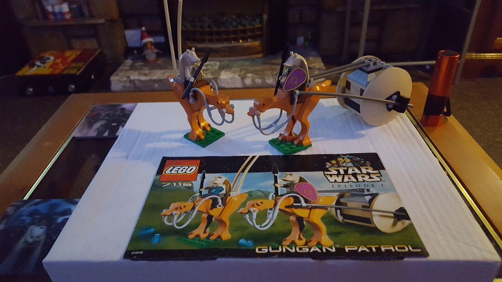 Lego        star wars  7115