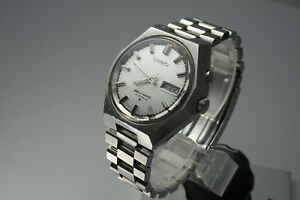 Vintage-1974-JAPAN-SEIKO-BELL-MATIC-WEEKDATER-4006-6050-17Jewels-Automatic