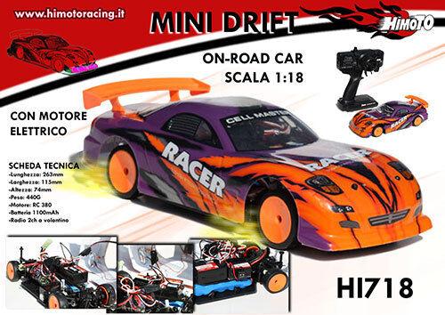 Hi718 Mini Drift Himoto 1  18  vendita online sconto prezzo basso
