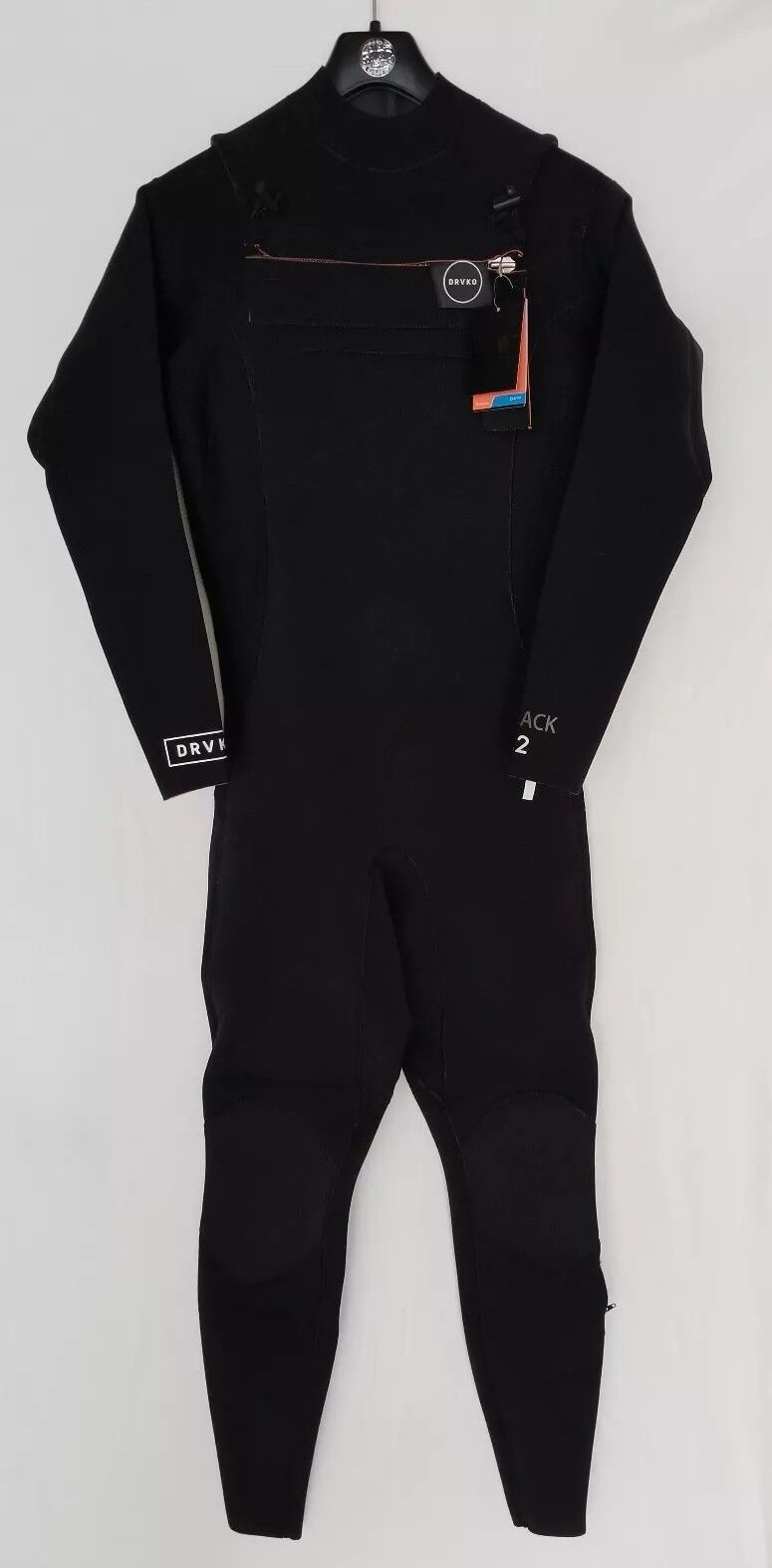 Derevko Fullsuit Wetsuit XL 4 3 NWT Buttery Warm Comfortable. NEW. Solid suit