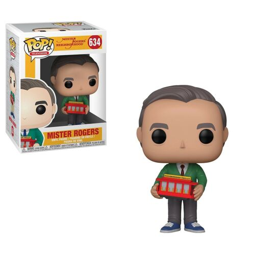 Funko Rogers Brand New In Box Rogers Neighborhood- Mr POP TV: Mr