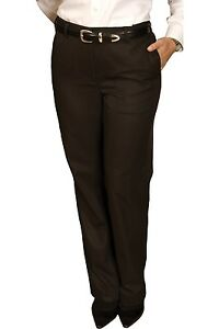 8579 Flat donna Front Pantalone Chino da TzUpwqpn4t