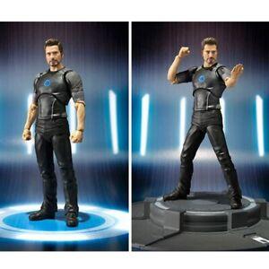 Marvel-Avengers-Infinity-Krieg-Tony-Stark-Iron-Man-Action-Figur-Spielzeug-Legenden
