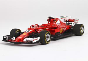 BBR BBRC211A - Ferrari SF70-H Vainqueur  GP F1 Brasil 2017 Vettel 1 43