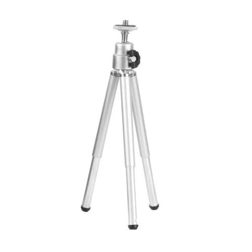 Viaje Mini Trípode Soporte para Cámara sin espejo GoPro Nikon Canon Sony Teléfono Inteligente