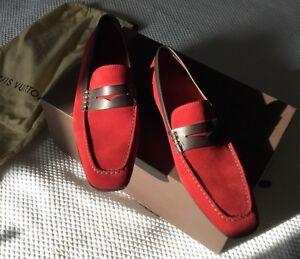 8e86e12ff064 Image is loading Louis-Vuitton-Mens-Loafers
