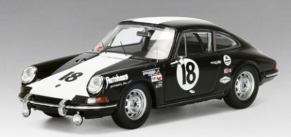 Porsche 911  18 Class Winner 24h Daytona 1966 1st 911 Win Road Race World 1 43