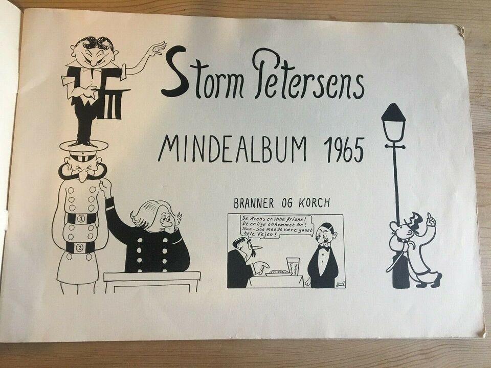 Bøger og blade, Storm Petersens Mindealbum 1965