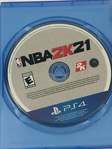 NBA 2K21 for PlayStation 4 PS4 Disc Only