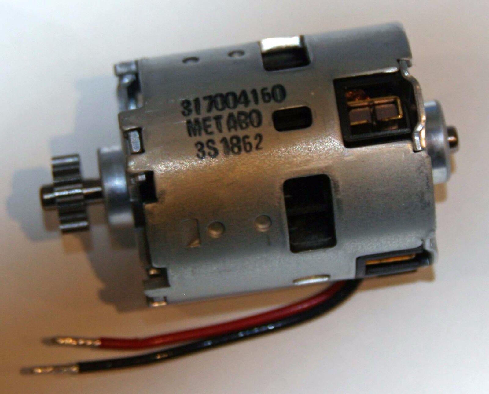 Motor Metabo BS 18 LT   Gleichstrommotor 317004160