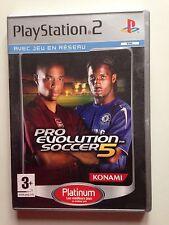 JEU PLAYSTATION 2 PRO EVOLUTION SOCCER 5