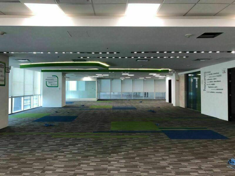 Renta - Oficina - Torre Esmeralda III - 648 m2 - Piso 7