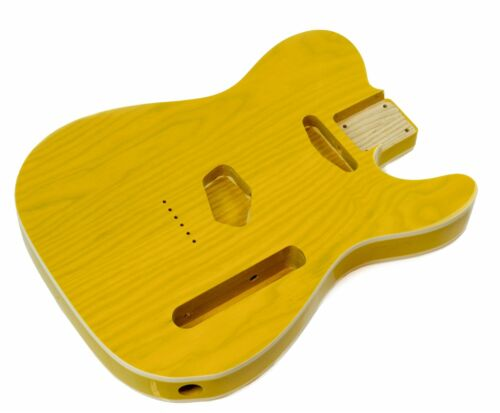 American Ash Butterscotch Blonde Body with Binding for telecaster
