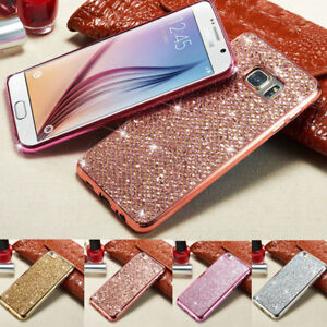 Bling-Glitter-Soft-Phone-Case-Cover-For-Samsung-Galaxy-J5-J7-2015-2016-2017-A750
