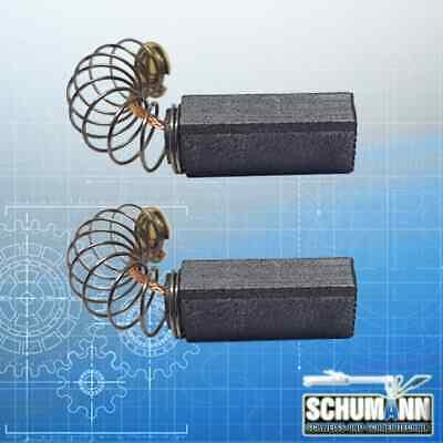 Kohlebürsten Kohlen Motorkohlen für Bosch PSB 580 RE 5x8mm