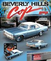 Gmp Beverly Hills Cop (1984) - 1970 Chevrolet Nova Diecast Model Car 1:18 18802