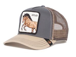 07c4980f29dea Details about Goorin Bros Animal Farm Snapback Trucker Hat Black Cap Queen  Bee