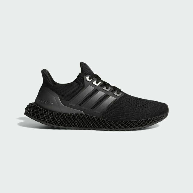 Size 9.5 - adidas Ultra 4D Triple Black 2020