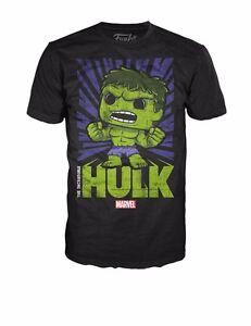 2917968cd9b3e A imagem está carregando Funko-Pop-camisetas-Marvel-Hulk -despedacando-Poster-Camiseta-