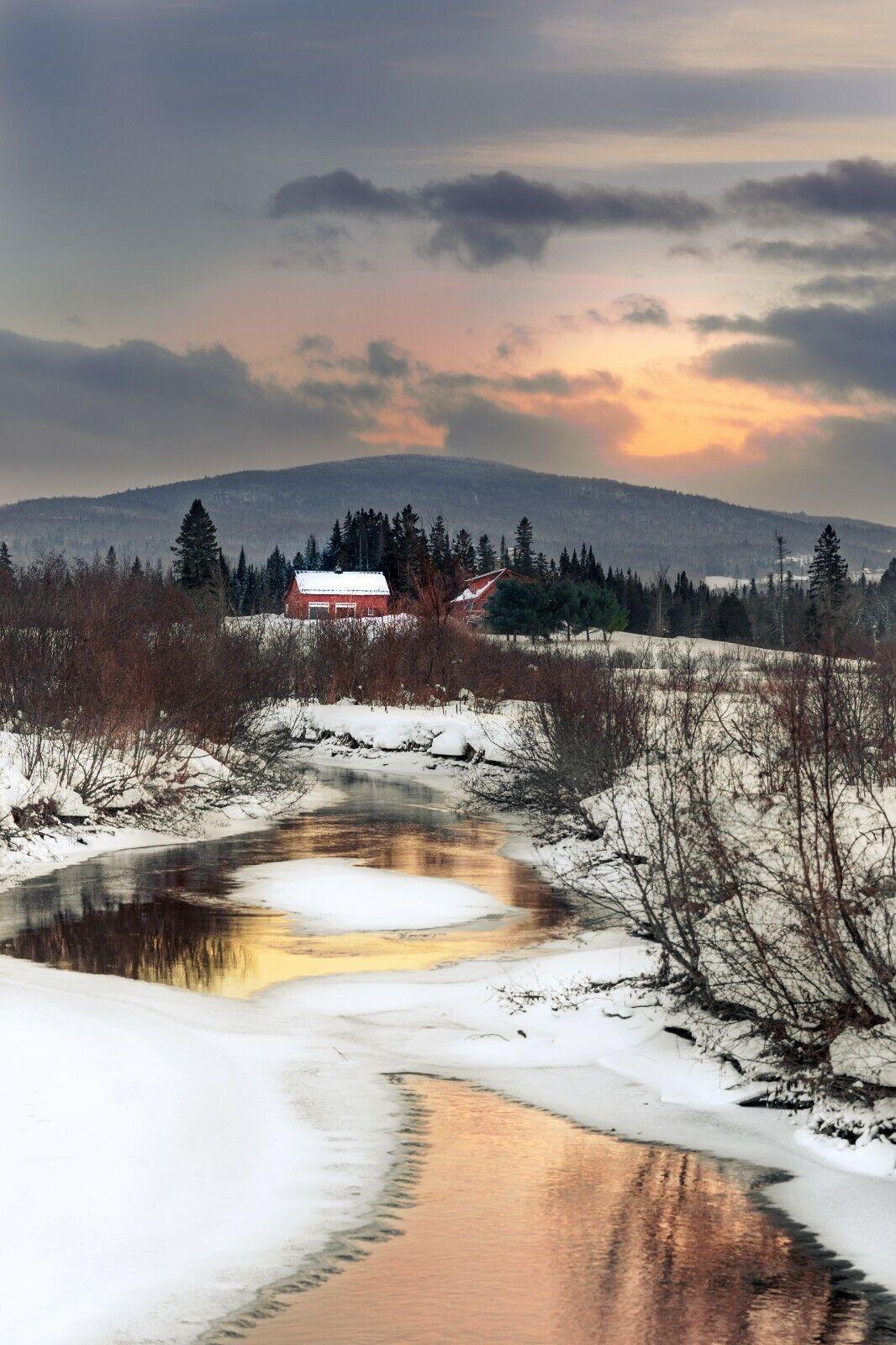 Peter Lik style original Fine Art Landscape Photography Print by Alex Vershinin 10