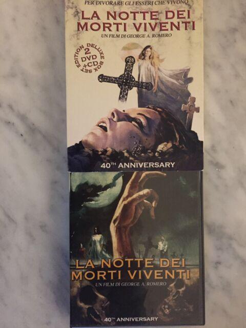 DVD La notte dei morti viventi (1968) DE LUXE EDITION