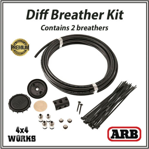 ARB Universal Differential Breather Kit for 2 Diffs