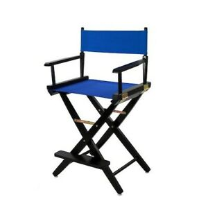 Wooden Directors Chair Folding Makeup Artist Portable