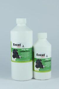 Excel-repeler-Perro-eze-Locion-Spray-picazon-en-la-piel-mata-los-piojos-acaros-Cuidado-De-La-Piel