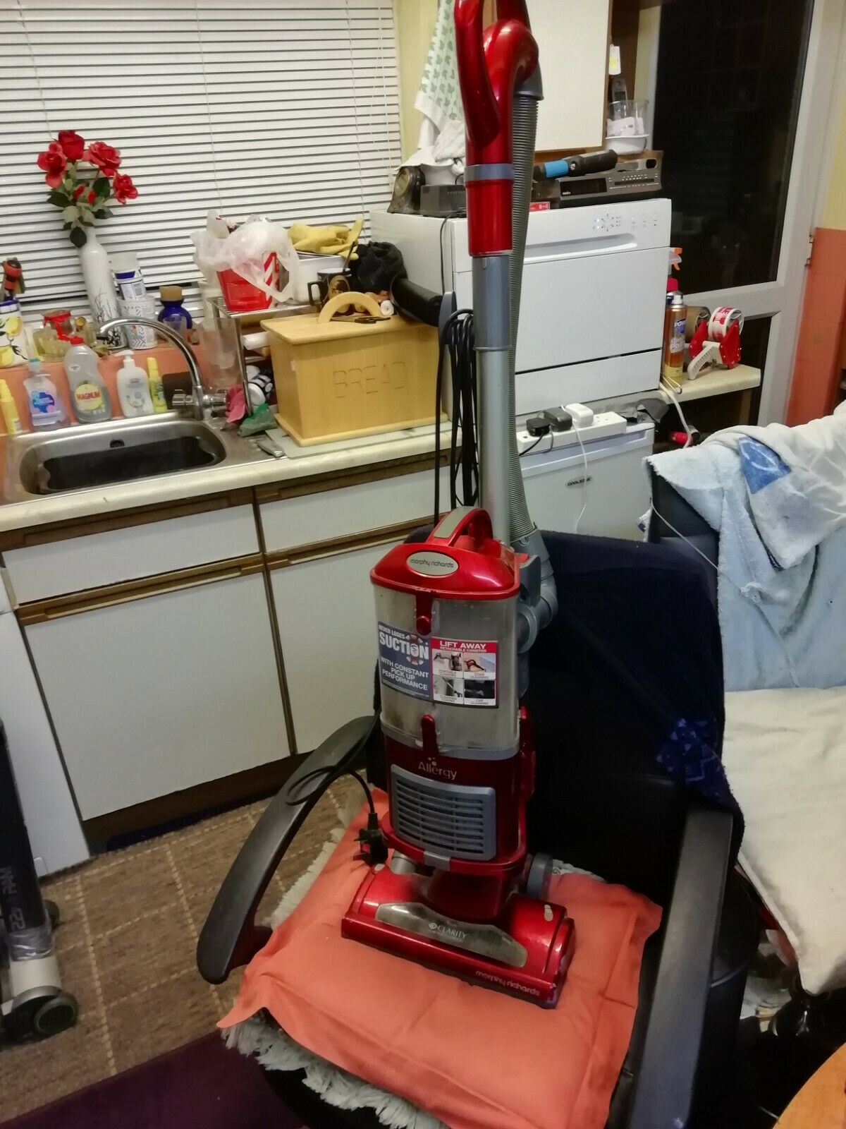 bagless family and pets 2100w cylinder vacuum cleaner