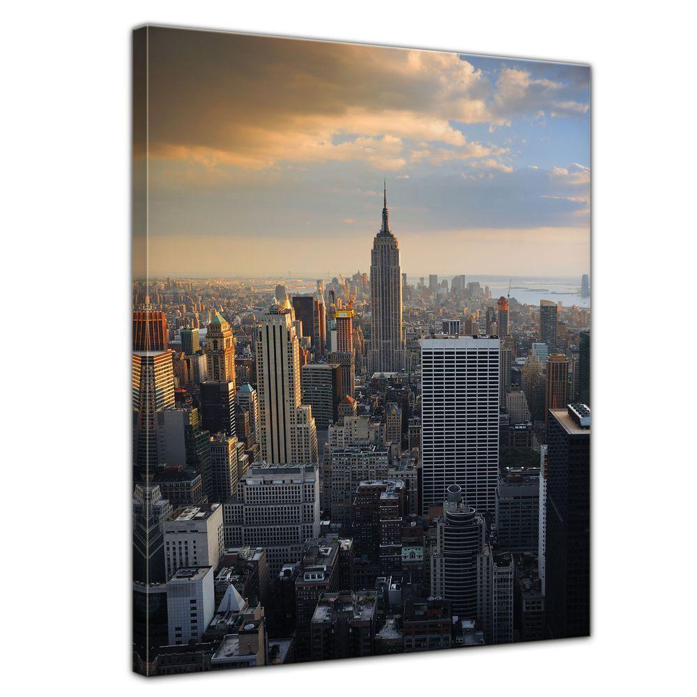 Noël Noël Noël fou saisir grand concours Toile-New York City II 3c7cd4