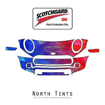 3M Scotchgard Paint Protection Film Clear Pro Series Kits 2015 Mini Cooper JCW
