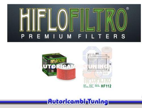 anni 1983-1996 600 cc FILTRO OLIO HIFLO HF112 MOTO Honda XL R