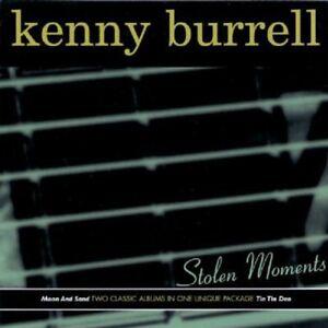 Kenny Burrell - Stolen Moments [New CD]