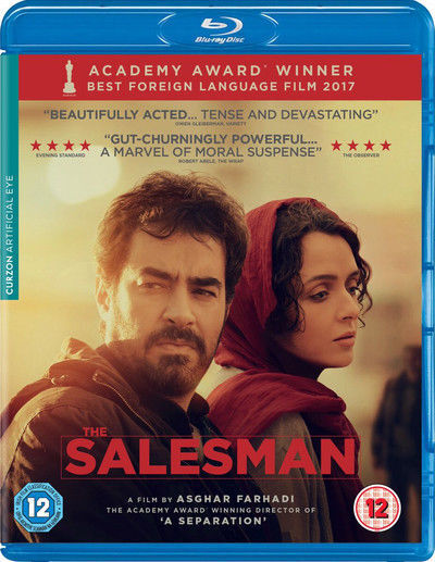 The Salesman BLU-RAY NEW BLU-RAY (ART210BD)