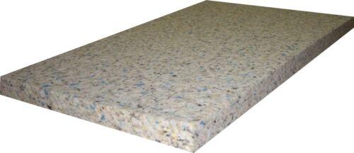 2 Auflagen Palettenmöbel Loungemöbel Verbundschaum Platte 80x120x5cm