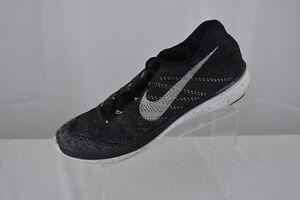 sports shoes f8736 da335 Details about Nike Flyknit Lunar 3 OREO Running Shoes 698181-010 Black  White Men Size 15 EUC C