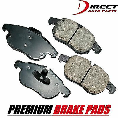 Disc Brake Pad Set-Service Grade Metallic Disc Brake Pad Front fits 03-11 9-3