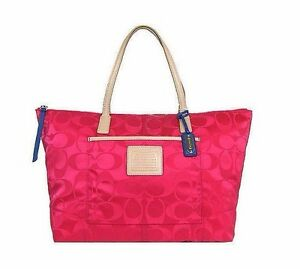 Leather Tote Bags Coach